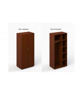 ШГП179 Шкаф гардеробный 700 х 500 х h1790