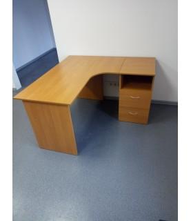 СУ1212м, Стол офисный угловой 1200х1200