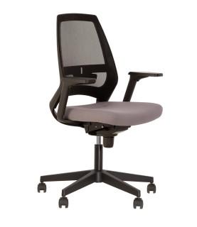 Офисное кресло 4U R 3D NET black ES PL70