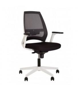 Офисное кресло 4U R 3D NET white ES PL71