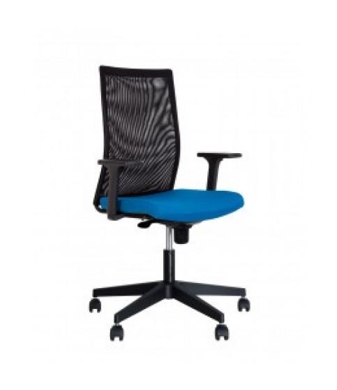 Офисное кресло AIR R NET black SL PL70