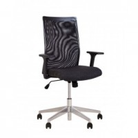 Офисное кресло AIR R NET chrome SL AL70