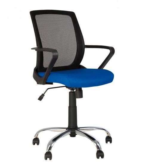 Флай хром (FLY) GTP Tilt CHR68, Офисное кресло