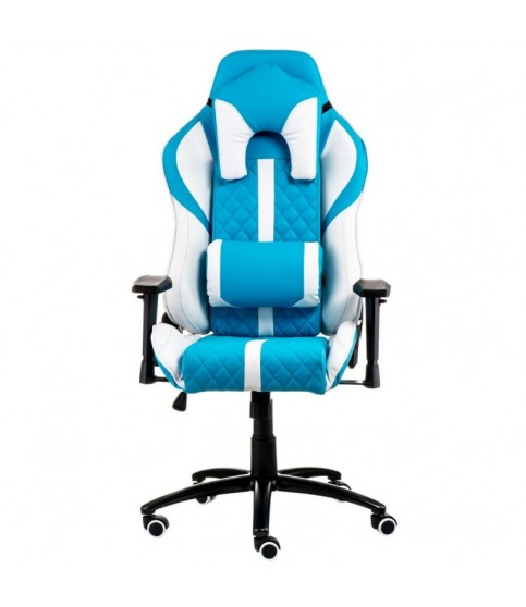 ExtrеmеRacе light blue white Геймерское кресло