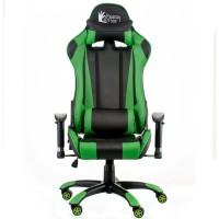 Extreme Race black green Геймерское кресло