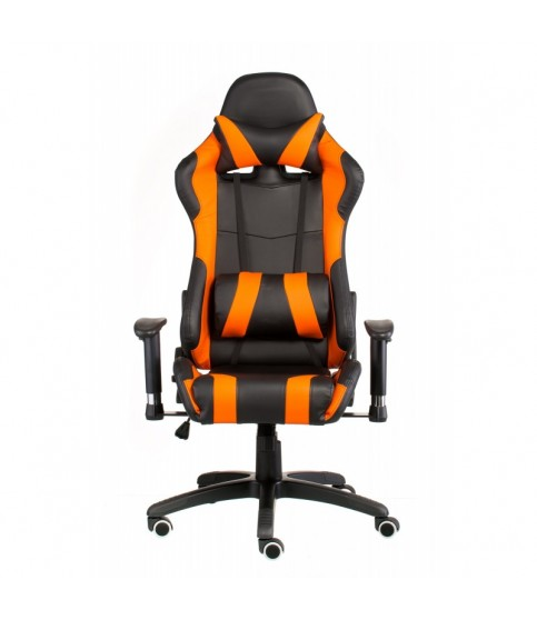Extreme Race black orange Геймерское кресло