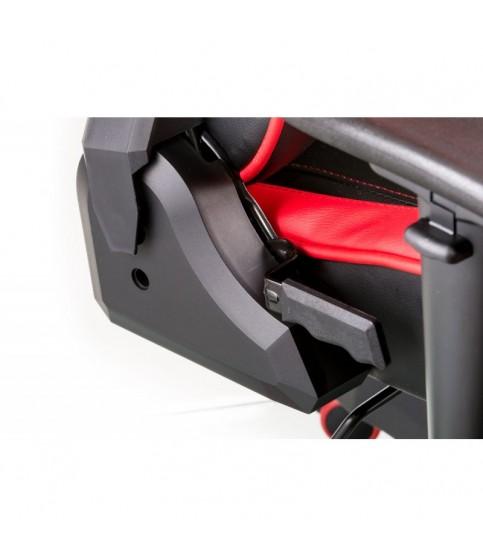 Extreme Race black red Геймерское кресло