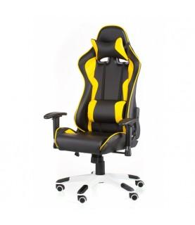 Extreme Race black yellow Геймерское кресло