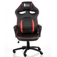 Nitro Black/Red Геймерское кресло