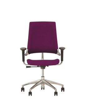 Офисное кресло Хип-хоп / HIP HOP R white AL33