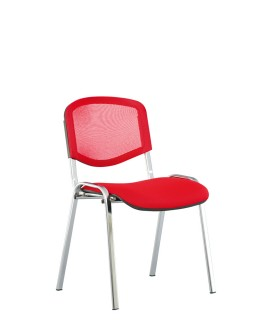 ISO NET chrome Офисный стул