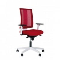 Офисное кресло Навиго / NAVIGO R NET white ES PL71