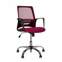 Прайм хром (PRIME) GTP black Tilt CHR68, Офисное кресло