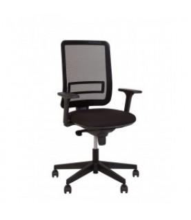 Офисное кресло SMART R NET black ES PL70
