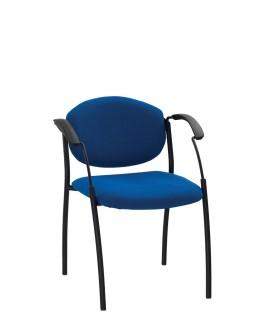 Сплит черный, Офисный стул